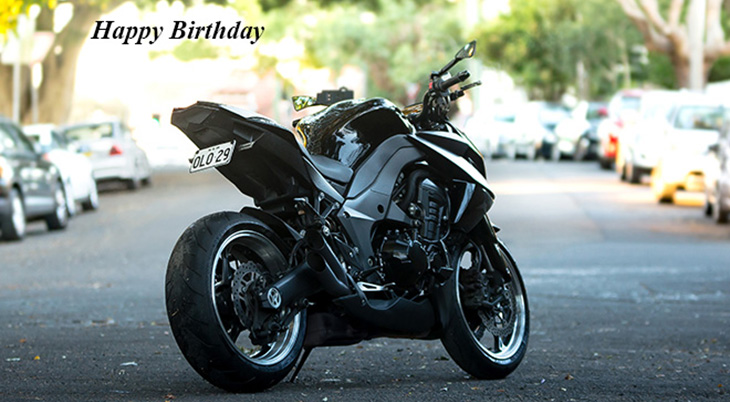 happy birthday wishes, birthday cards, birthday card pictures, famous birthdays, motorcycle, bike