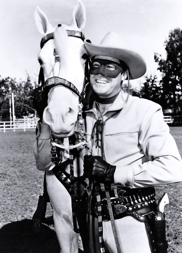 clayton moore 1955, the lone ranger, silver horse, 1950s tv series, 1950s westerns, classic television shows