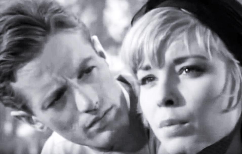 peter fonda 1965, jill haworth, american actor, actress, 1960s television series, guest stars 12 oclock high