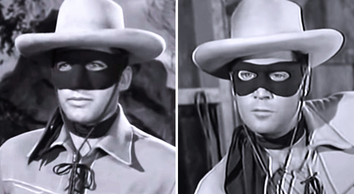 the lone ranger tv shows, actors who played the lone ranger, clayton moore, john hart, american actors, western tv series, 1940s, 1950s tv shows