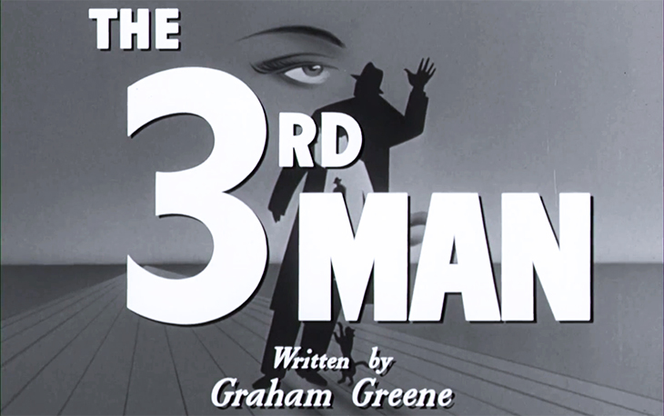 the third man, 1949 movie trailers, graham greene screenwriter, 1949 hit films