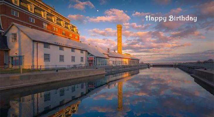 happy birthday wishes, birthday cards, birthday card pictures, famous birthdays, buildings, kingston, lake ontario