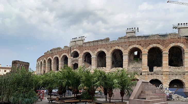 verona arena, verona italy coliseum, italian opera houses, opera props, verona italy attractions,