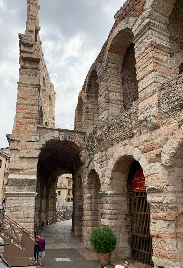 verona arena, verona italy coliseum, italian opera houses, outer coliseum wall, colosseum, things to see in verona, verona attractions