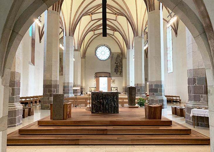 dominican church, chiesa dei domenicani, bolzano italy churches, bozen cathedrals,
