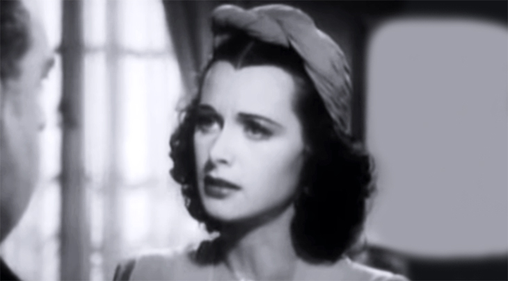 hedy lamarr, american actress, 1930s hat styles, womans turban, 1930s films, algiers,