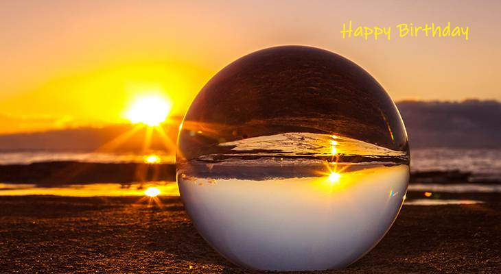 happy birthday wishes, birthday cards, birthday card pictures, famous birthdays, sunset, sunrise, marble, reflection, mirror,