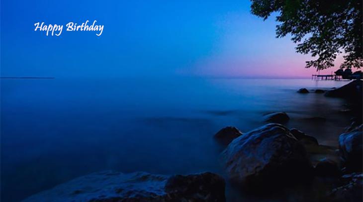happy birthday wishes, birthday cards, birthday card pictures, famous birthdays, sunset, muskoka, lake, ontario, canada