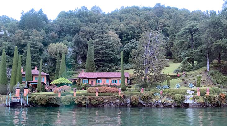 lake como villas, italian waterfront properties, celebrity estates, sir richard branson home, branson estate lake como