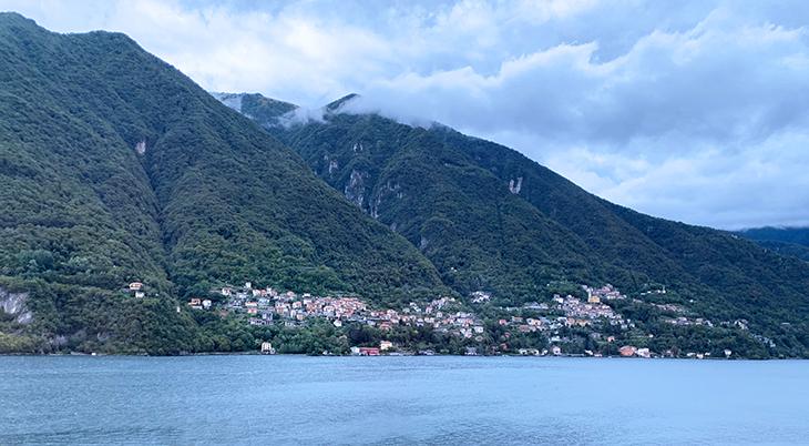 lake como towns, italian lakes district, lake como by boat, lake como scenery