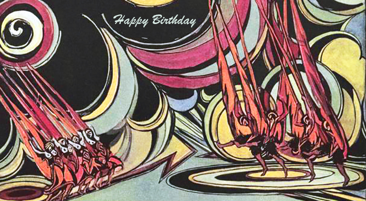 happy birthday wishes, birthday cards, birthday card pictures, famous birthdays, art, herman rosse, stage, theater