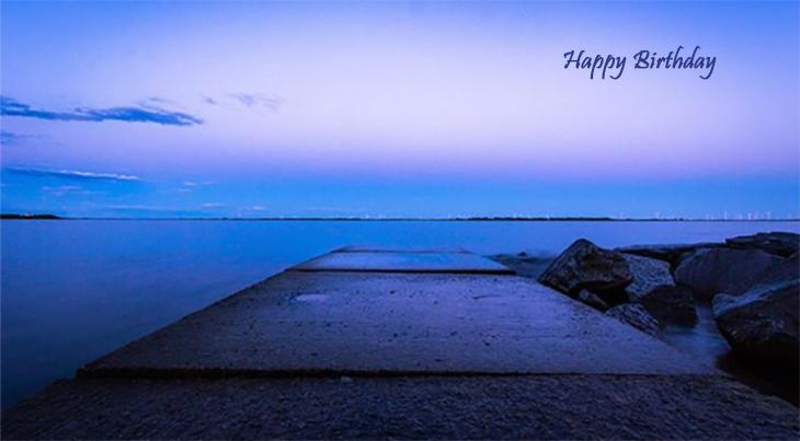 happy birthday wishes, birthday cards, birthday card pictures, famous birthdays, sunset, lake, ontario, kingston, pier