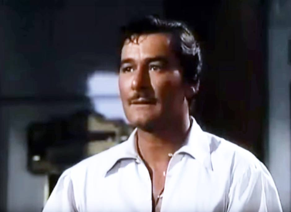 errol flynn, australian actor, classic film stars, classic movies, against all flags, maureen ohara costars, pirate movies, 1950s adventure films, tasmanian film star, 1952 movies,