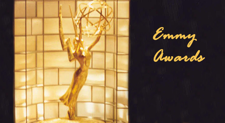 january 1949, entertainment news, first emmy awards, emmy statuette, louis mcmanus, first television awards,