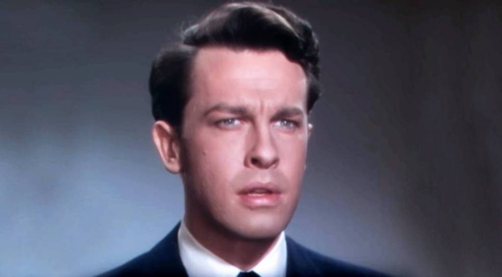 john dall, american actors, classic movies, alfred hitchcock films, rope, suspense movies, film noir, 1948 films