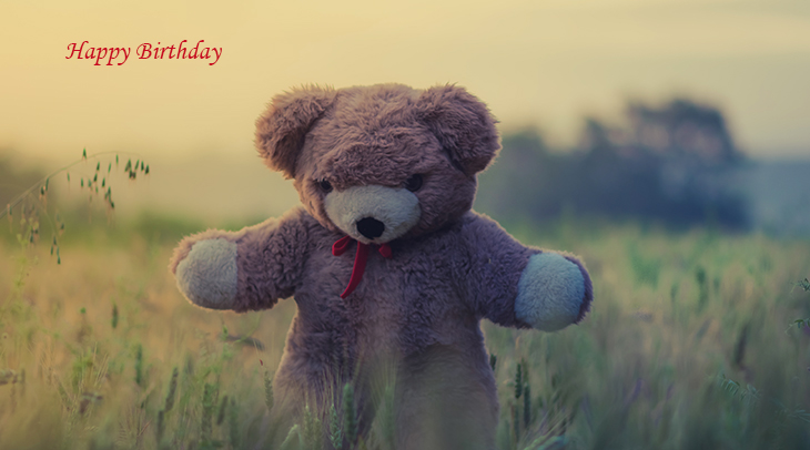 happy birthday wishes, birthday cards, birthday card pictures, famous birthdays, teddy bear, stuffed animal