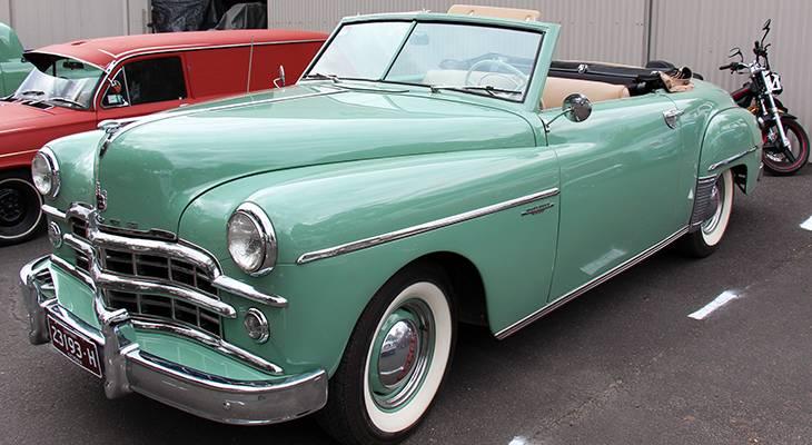 dodge wayfarer automobiles, february 1949 cars, dodge wayfarer roadster, convertible, vintage automobiles