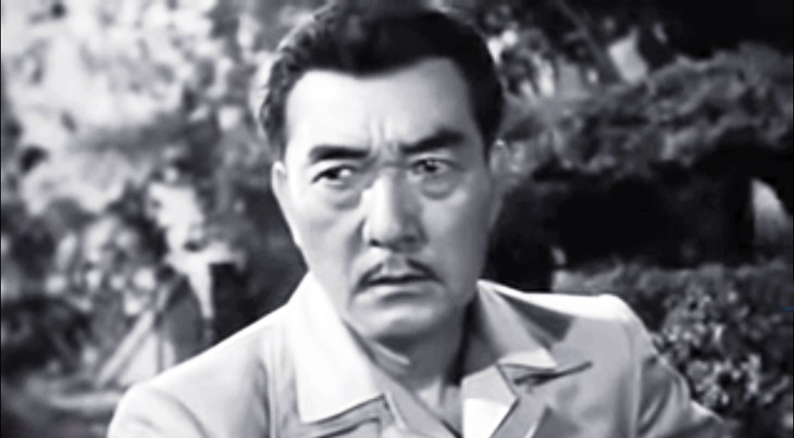 sessue hayakawa, japanese actors, 1950s movies, three came home, silent movie stars,