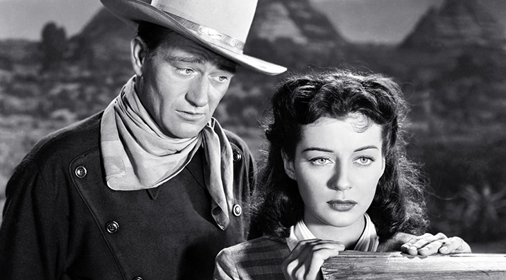 gail russell, american actress, hollywood movie stars, classic movies, western films, john wayne movies, angel and the badman,