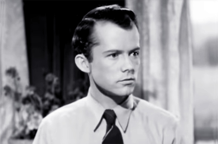 lon mccallister, american actor, classic movies, 1947 films, the red house, 1940s movies