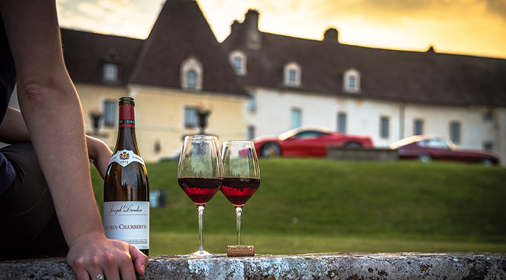 top wine regions, red wine, chateau de gilly, gilly les citeaux, france, wineries, travel, wine tours