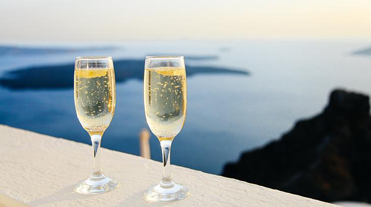 top wine regions, white wines, red, white, thera, thira, greece, wineries, vineyards, travel, wine tours, wine glasses, wine region