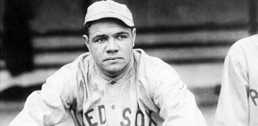 babe ruth, major league baseball, professional baseball players, american league, mlb pitcher, boston red sox, greatest baseball players, outfielders, home run hitter