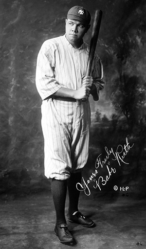 babe ruth 1920, major league baseball, professional baseball players, american league, mlb outfielder, new york yankees, greatest baseball players, home run hitter