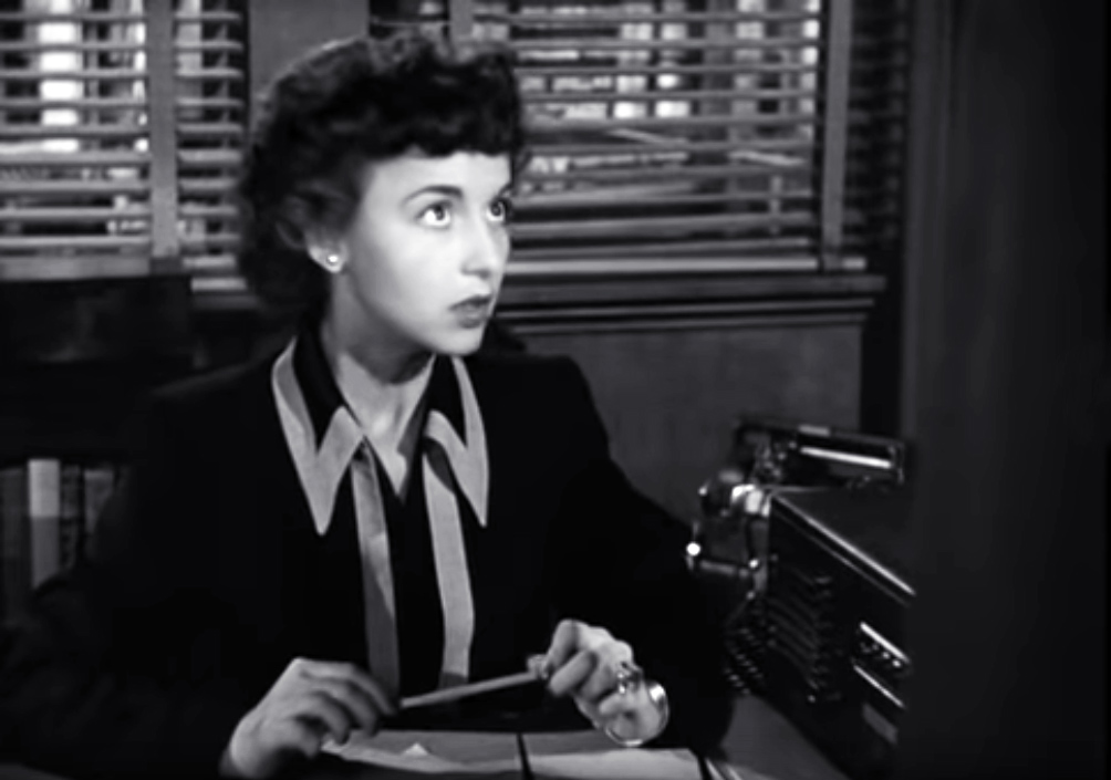 beverly garland, actress, 1950 movies, classic films, film noir, doa