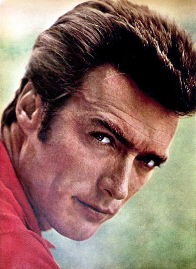 clint eastwood 1962, american actor, classic tv shows, rawhide star, film stars, movie actor
