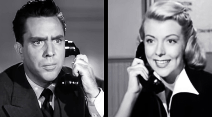 pamela britton, actress, edmond obrien, american actors, 1950 movies, classic films, film noir, doa