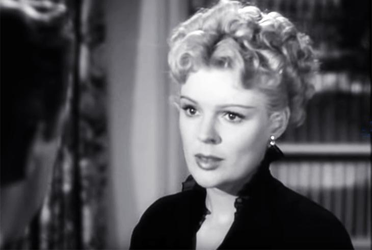 lynn baggett, american actress, 1950 movies, classic films, film noir, doa