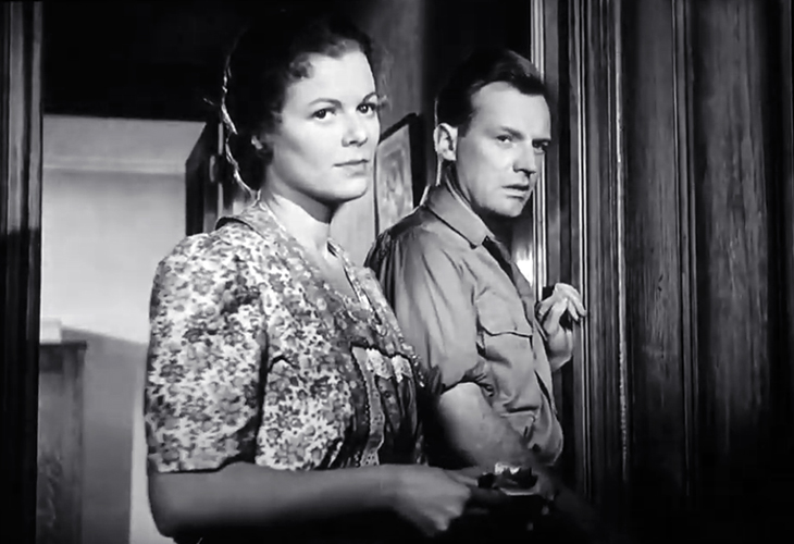 barbara hale, arthur kennedy, american actors, classic movies, film noir, 1949 films, the window,