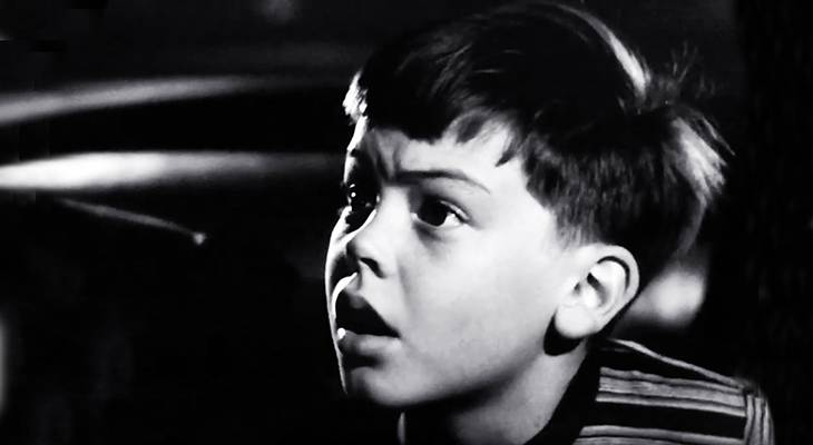 bobby driscoll, american actor, child actor, juvenile oscar winner, classic movies, film noir, the window, disney star