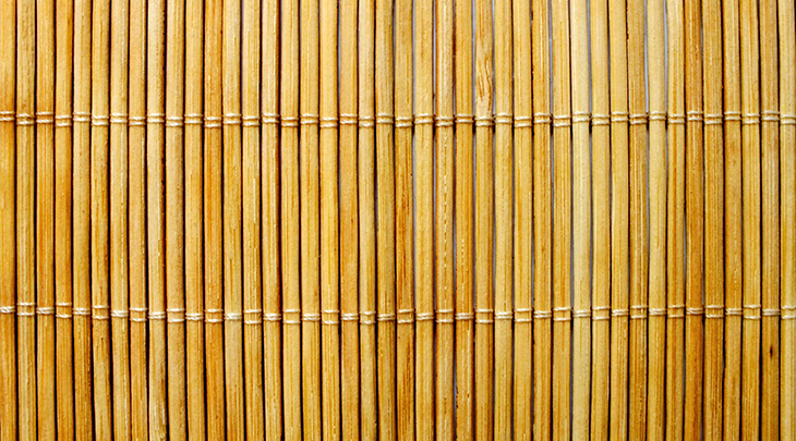 dried bamboo, bamboo privacy screen, bamboo matting, fencing, room divider