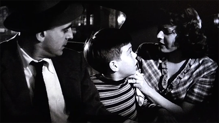 bobby driscoll, paul stewart, ruth roman, american actors, 1949 movies, the window, film noir, classic movies