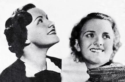 virginia payne, marjorie hannan, american actresses, radio stars, classic radio series, 1930s radio shows, ma perkins