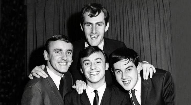 gerry and the pacemakers, 1964, gerry marsden, 1960s hit singles, british merseybeat group, youll never walk alone,