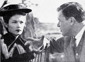 gene tierney, american actress, joseph l mankiewicz, director, classic movies, 1947 films, the ghost and mrs muir