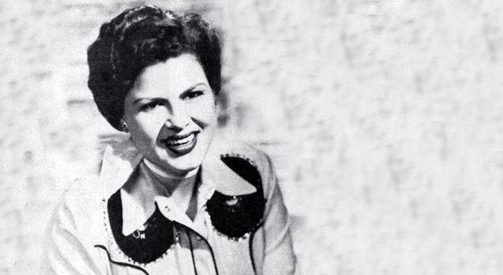 patsy cline, country music, singer, songwriter, hit songs, walkin after midnight