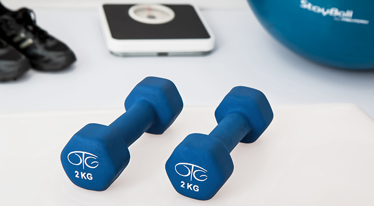 dumbbells, weights, resistance training,