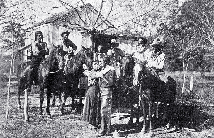 star film ranch, 1910, silent movies, in the tall grass country, star film company, san antonio, texas, actors, francis ford, film stars, actress, edith storey, cinematographer, william daddy paley, gaston melies producer