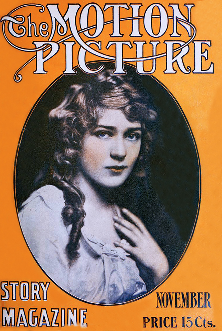 1913, november, the motion picture story magazine, cover, silent film magazine, movie fan magazines, movie star, mary pickford,