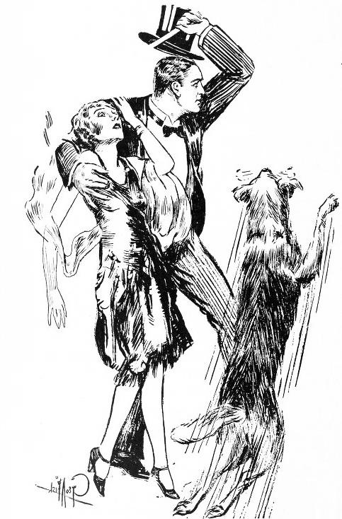 corliss palmer, american actress, 1927, silent movies, the return of boston blackie, raymond glenn, strongheart the dog, film stars