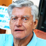david prowse birthday, born july 1st, english actor, british ads, green cross code man, movies, star wars films, darth vader, frankenstein and the monster from hell, a clockwork orange, the people that time forgot