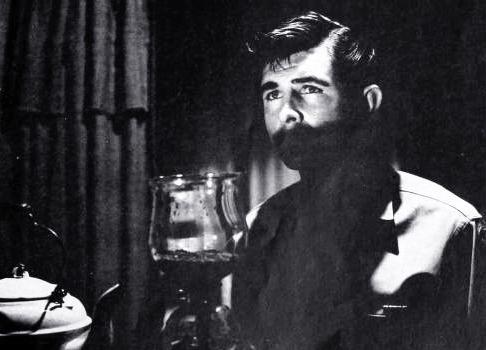 george cooper, american actor, 1947 movies, crossfire, film noir, drama, suspense films