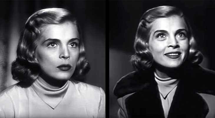 1949, july, movie releases, classic movies, film noir, crime drama, too late for tears, killer bait, cast, movie stars, american actress, lizabeth scott,