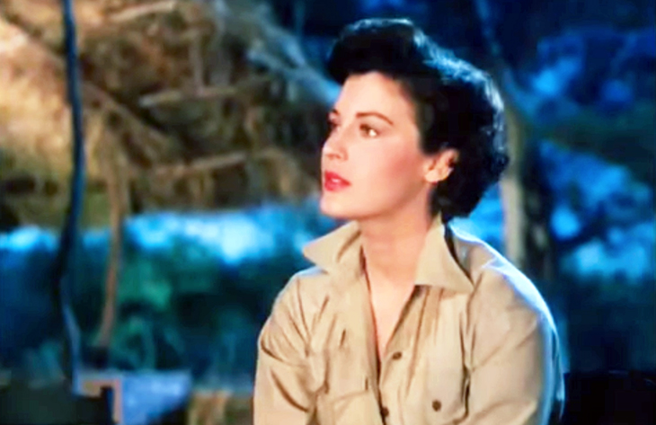 1952 movies, classic films, the snows of kilimanjaro, hemingway movies, film stars, actors, ava gardner, technicolor, romantic movies, films set in africa,