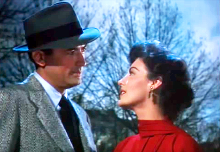 1952 movies, classic films, the snows of kilimanjaro, hemingway movies, film stars, actors, ava gardner, technicolor, romantic movies, films set in africa, gregory peck,