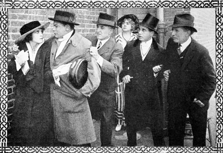 jack prescott, guernsey palmer prescott, john prescott, american actor, silent movies, american film manufacturing company, early silent film studios, 1915 movies, the idol, actress, helene rosson,